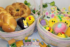 Bunny Baked Goods