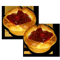 Danish - Cherry Cheese Pocket