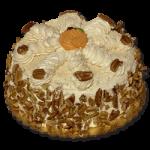 Pumpkin Cheese Cake Torte