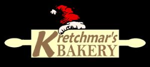 Kretchmar's Bakery Christmas Logo
