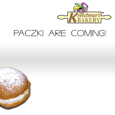 Paczki are Coming