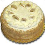 Banana Cream Torte