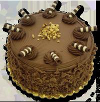Caramel Dolce Torte