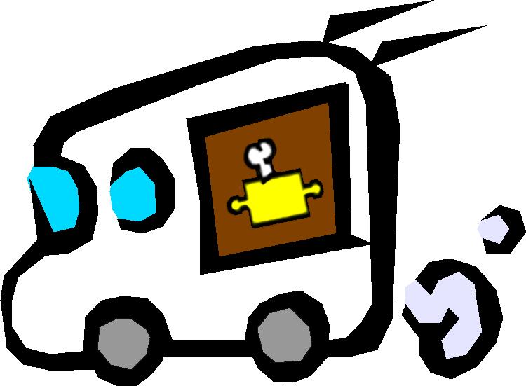 Bakery Van