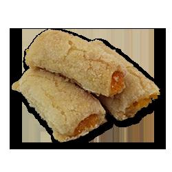 Mango Sourcream Pastry