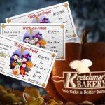 Halloween Certificates